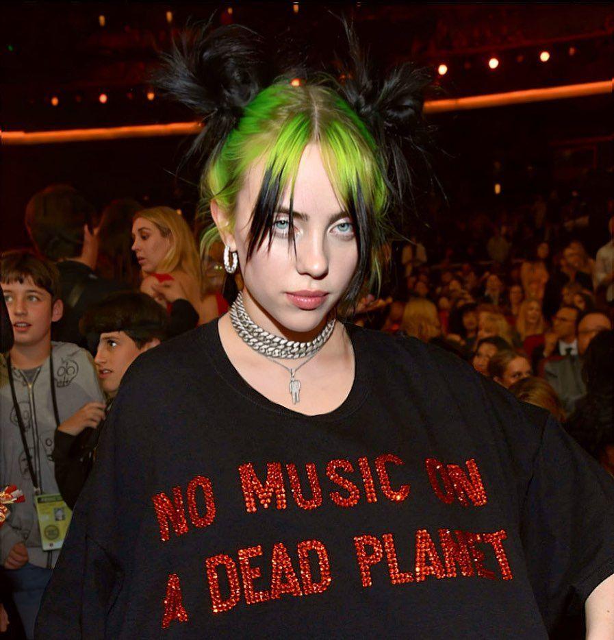 Billie Eilish No Music On A Dead Planet